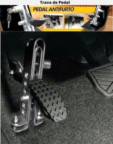 Trava Antifurto Pedal Embreagem ou Freio de uso universal. - Caruaru (PE)