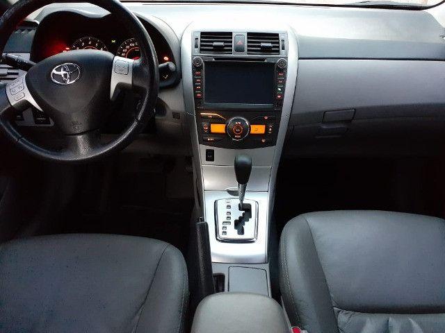 Toyota Corolla GLI 1.8 Flex Automático 2013 - Foto 8