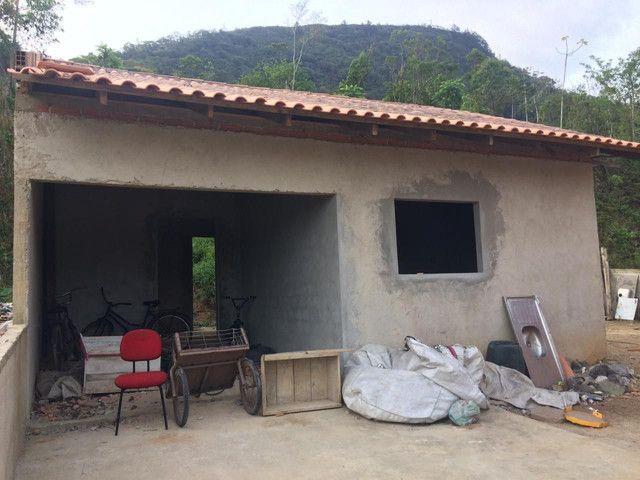 Casa estilo Chacrinha!! Com poço semi artesiano. - Foto 4