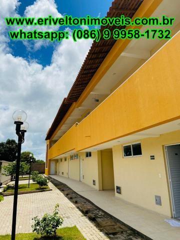 Apartamento novo de 1 ou 2 quartos ideal para estudantes da Uninovafapi