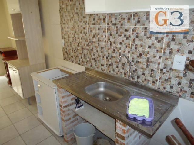 Apartamento com 1 dormitório para alugar, 38 m² por R$ 500,00/mês - Areal - Pelotas/RS - Foto 6