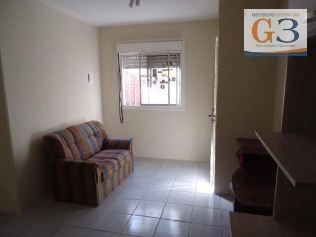 Apartamento com 1 dormitório para alugar, 38 m² por R$ 500,00/mês - Areal - Pelotas/RS - Foto 4