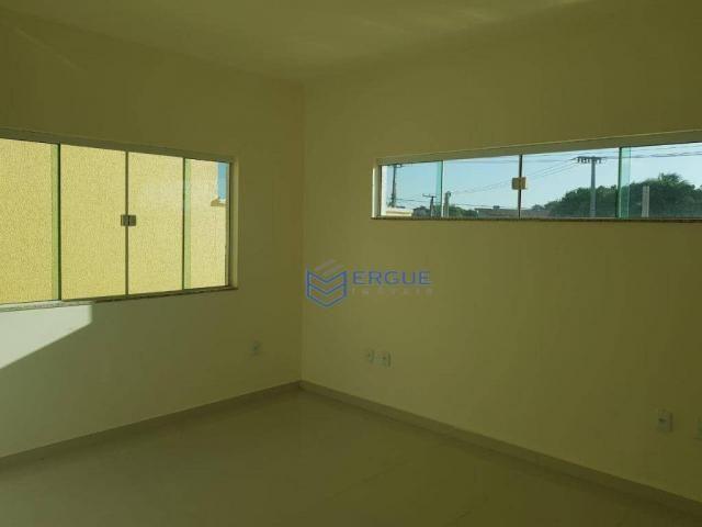 Casa com 3 dormitórios à venda, 132 m² por R$ 280.000,00 - Divineia - Aquiraz/CE - Foto 6