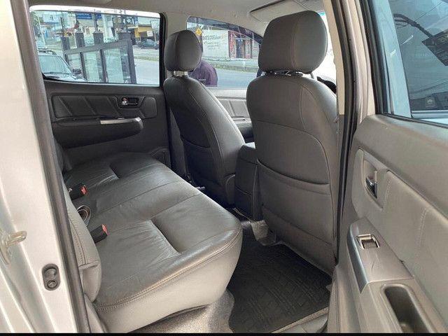 Toyota Hilux Hilux CD SRV D4-D 4x4 3.0 TDI Diesel Aut - Foto 9