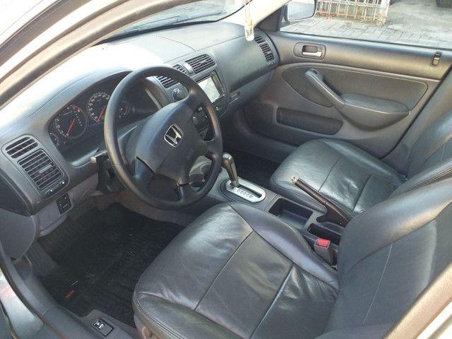 Civic 1.7 2006 automático  - Foto 7