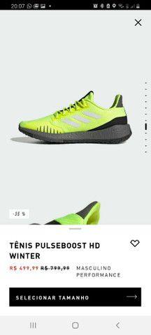 Tênis adidas boost HD - Foto 3
