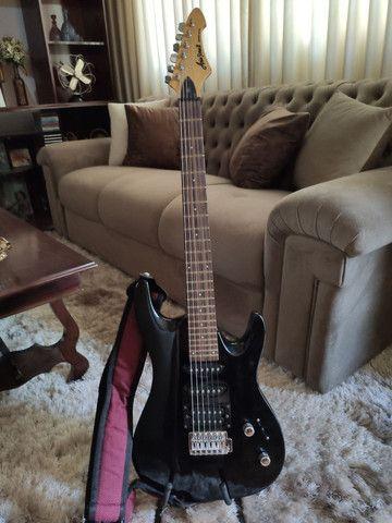 Guitarra Aria Pro li Magna Series (Com Correia, Bag e Suporte)  - Foto 6