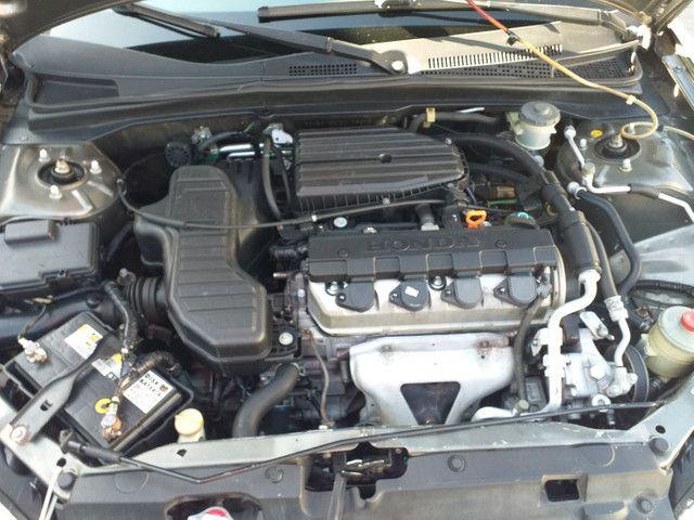 Civic 1.7 2006 automático  - Foto 9