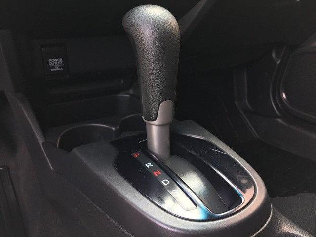 Honda Fit Dx Ano 2017 Automático - Único Dono - Ipva Pago - Foto 8