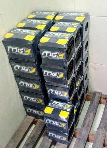 Bateria mg3 150 amperes garantia de 1 ano - Foto 2