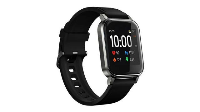Relógio Inteligente Haylou Ls02 Smartwatch Global