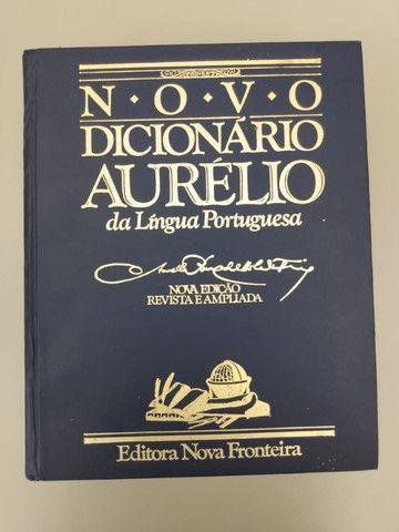 Dicionarios Aurelio, de portugues e ingles, e portugues - Foto 4