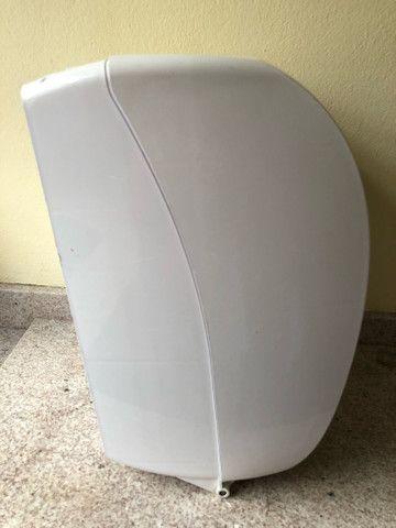 Dispenser Papel Toalha Bobina Auto Corte/toalheiro - Foto 6