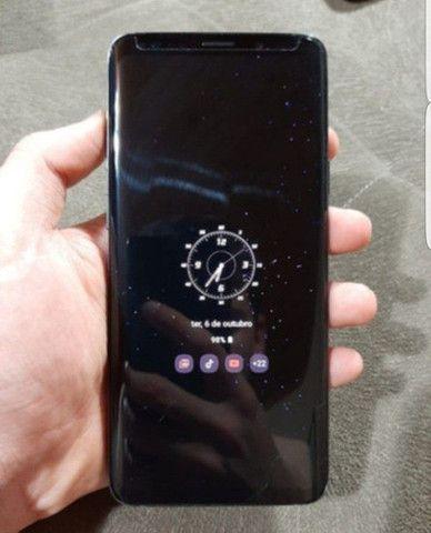 Samsung galaxy s9 plus 128 gb nota garantia  zero - Foto 3