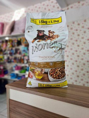 Ração Premium Especial Monello 16,5 kg