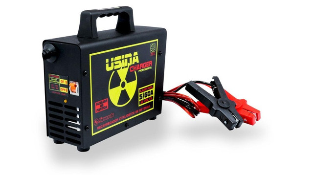 Carregador De Bateria Charger Profissional Usina Spark (60 amp / 12v) - Caruaru (PE) - Foto 2
