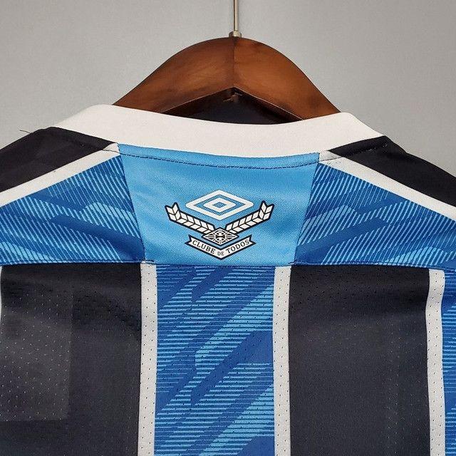 Camisa Grêmio 2020 - Foto 3
