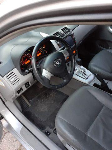 Toyota Corolla GLI 1.8 Flex Automático 2013 - Foto 14