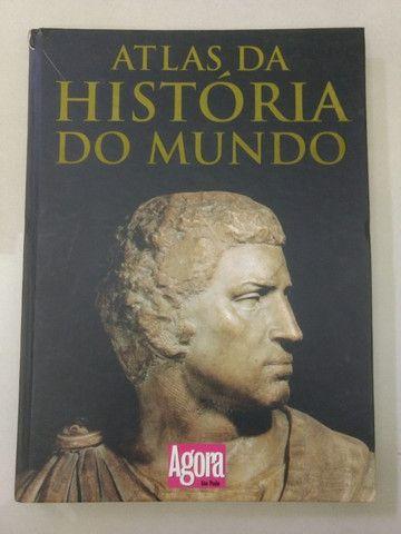 Atlas Historia do Mundo, Atlas Geografico Mundial e Historia do Brasil - Foto 3