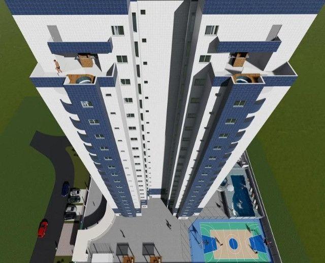 Apartamento 103 metros, m², 3 Quartos com Suíte Lazer Residencial Costa Azul, Águas Claras