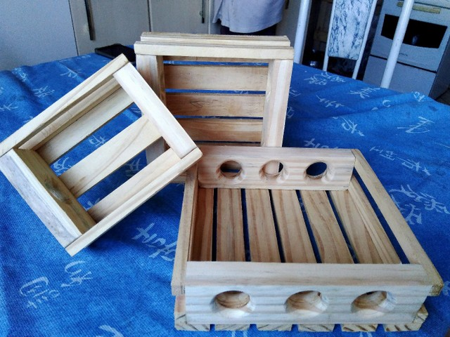 3 caixinhas Organizadora - Foto 5
