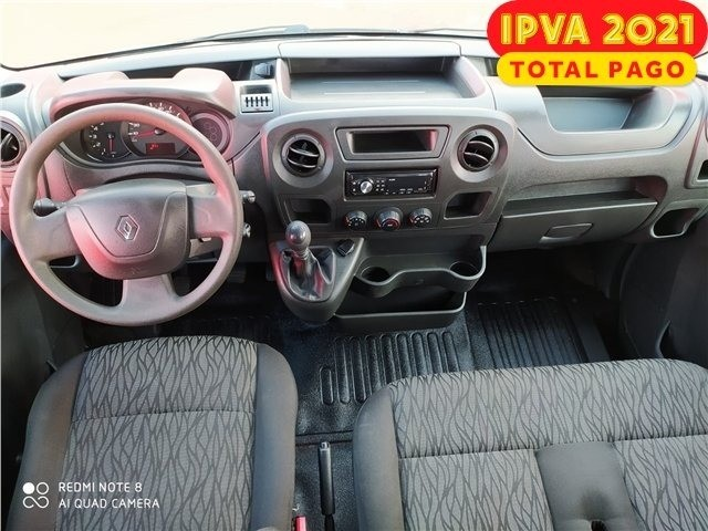 Renault Master Minibus Executive 16 lugares 2.3 diesel  - Foto 10