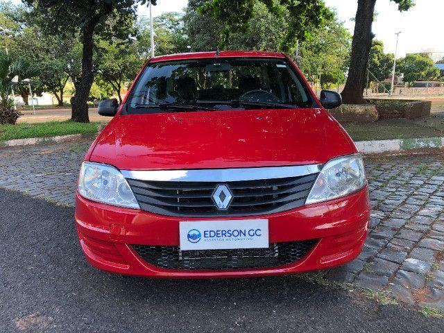 Renault Logan Authentic 1.0 Uberlândia - Foto 2