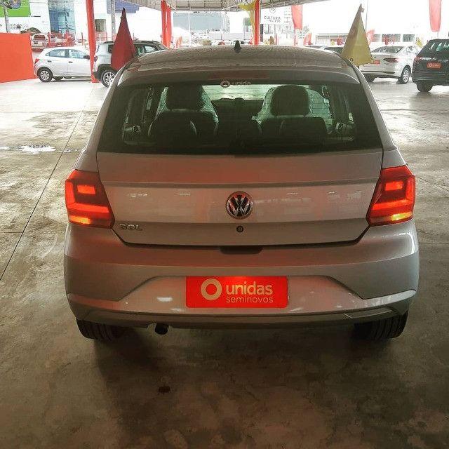 Volkswagen gol 1.0 12v mpi totalflex 4p manual - Foto 4