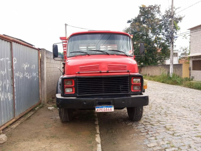 Mercedes 1313 ano 79 - Foto 6