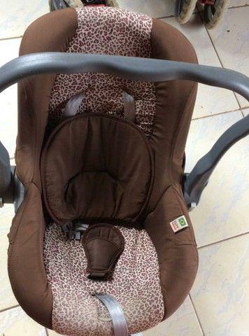 Vendo carrinho ds bebe e caderinha - Foto 4