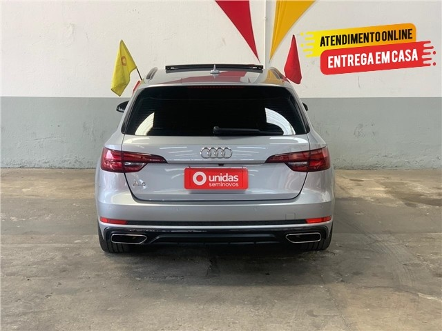 Audi A4 2019 2.0 tfsi gasolina avant prestige plus s tronic - Foto 6