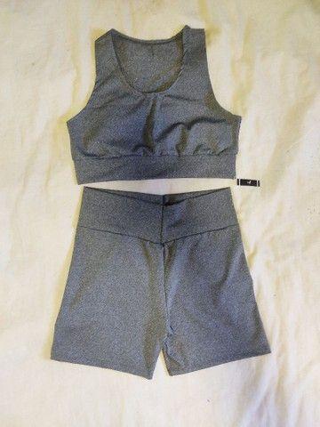 Conjuntos fit - roupa de academia  - Foto 4
