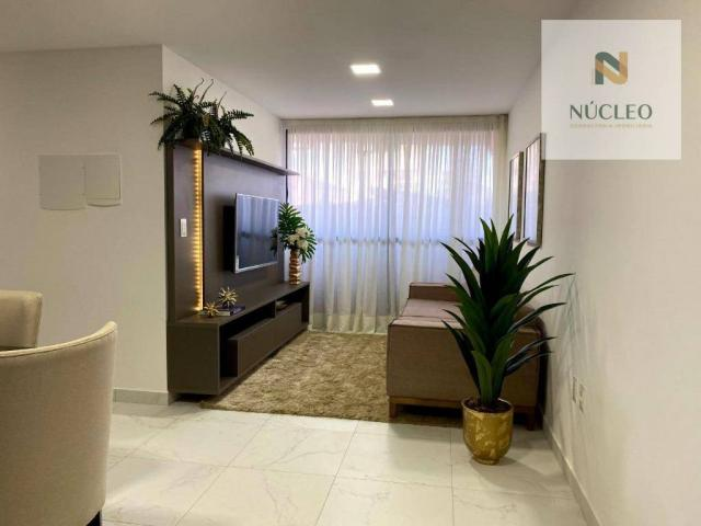 Apartamento com 3 dormitórios à venda, 74 m² por R$ 324.900,00 - Expedicionários - João Pe - Foto 2