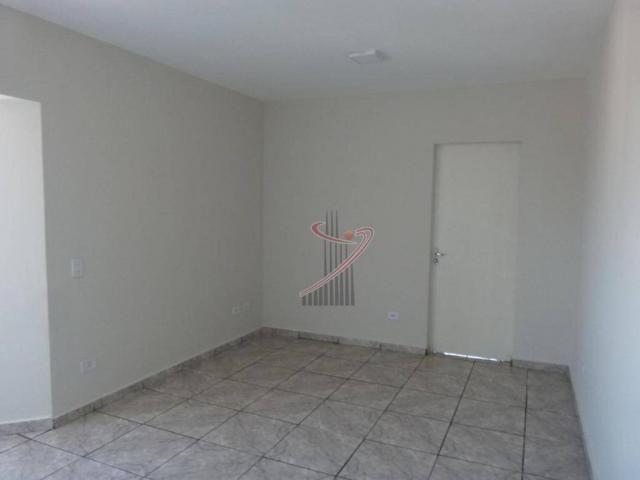 Apartamento com 1 dormitório para alugar, 48 m² por R$ 900,00/mês - Centro - Foz do Iguaçu - Foto 8