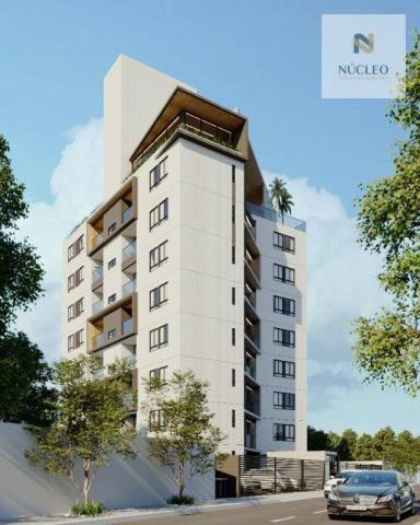 Apartamento com 3 dormitórios à venda, 74 m² por R$ 324.900,00 - Expedicionários - João Pe - Foto 12