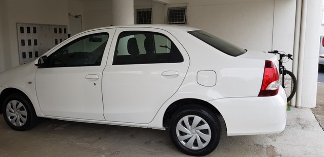 Etios Sedan X  1.5 - Automático 2020 - KM Bem baixa. - Foto 9