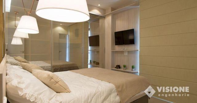 Apartamento para Venda em Nova Iguaçu, Centro, 4 dormitórios, 3 suítes, 4 banheiros, 2 vag - Foto 17