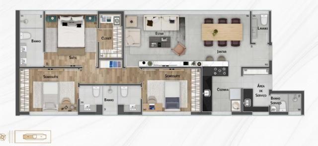 Apartamento à venda, 2 quartos, 2 suítes, 2 vagas, Savassi - Belo Horizonte/MG - Foto 20