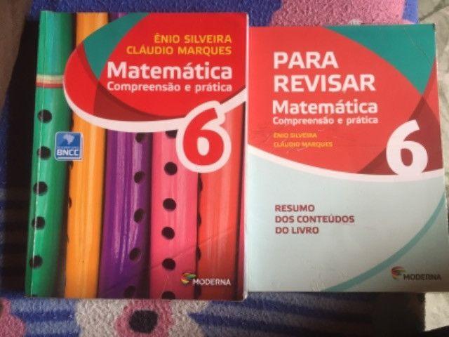 Matemática compreensão e pratica 6 ano de acordo com a bncc - Foto 2