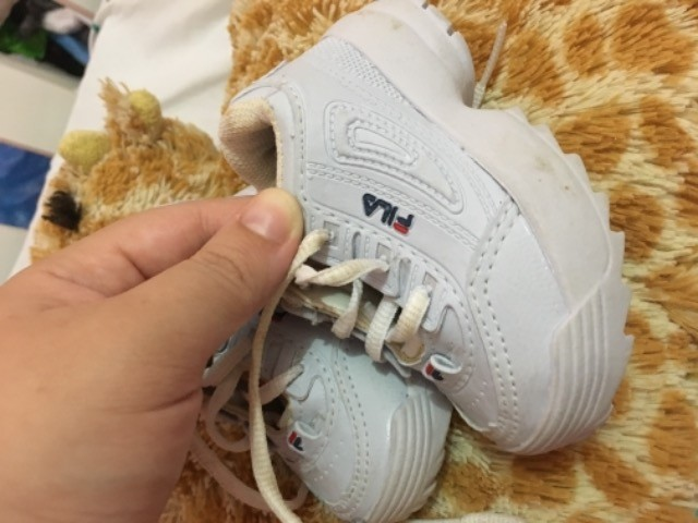 Sapato fila infantil unissex  - Foto 4