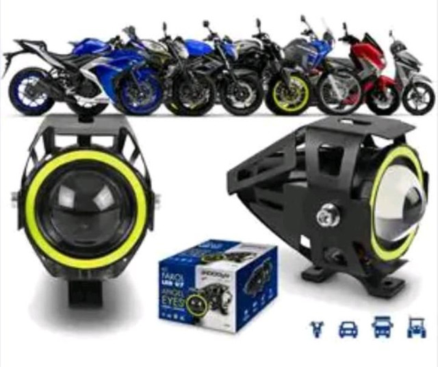Farol para motos - Foto 4