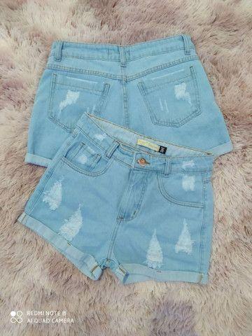 Jeans 100% algodao - Foto 4