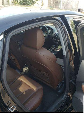 Audi A3 Prestige Plus 1.4, Turbo, ano 2020 TFSI Flex Tip c/ Teto Solar - Foto 9