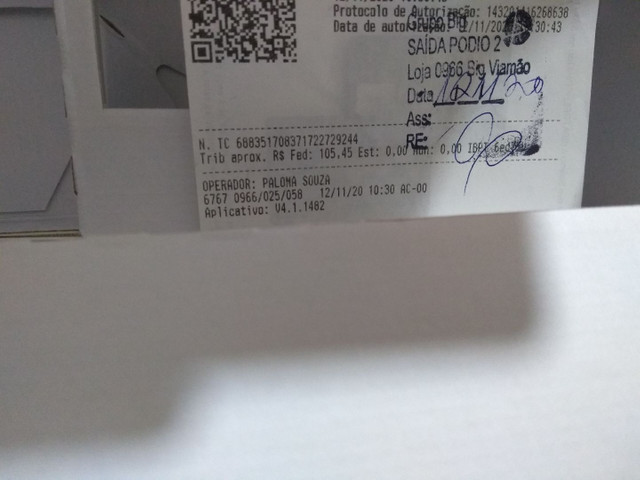 LG k22 novo na caixa nota fiscal garantia - Foto 4