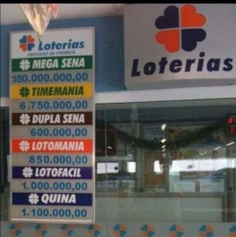 Loterica reg. Registro, Vale do Ribeira