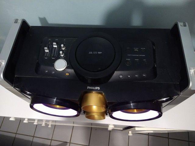Mini System Hi-fi Philips Party Box Fwp 2000 - Foto 3