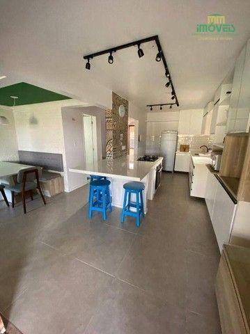 Casa com 3 dormitórios à venda, 170 m² por R$ 550.000,00 - Porto das Dunas - Aquiraz/CE - Foto 20