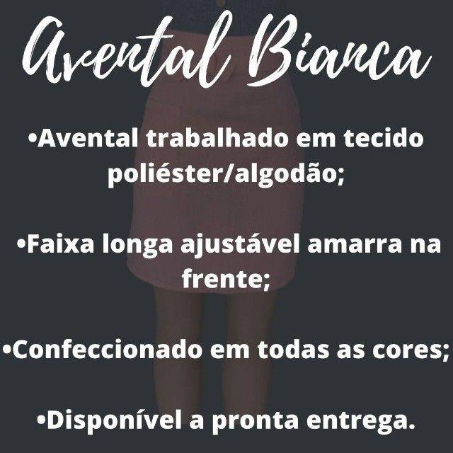Avental Rose Bianca - Foto 2