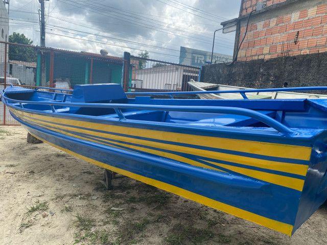 Fabricamos canoas e botes de alumínio PREÇO FÁBRICA  - Foto 3