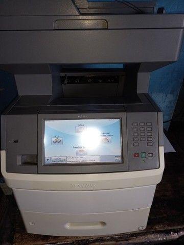 Impressora multifuncional X656 Lexmark